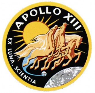 Insígnia da Apollo 13